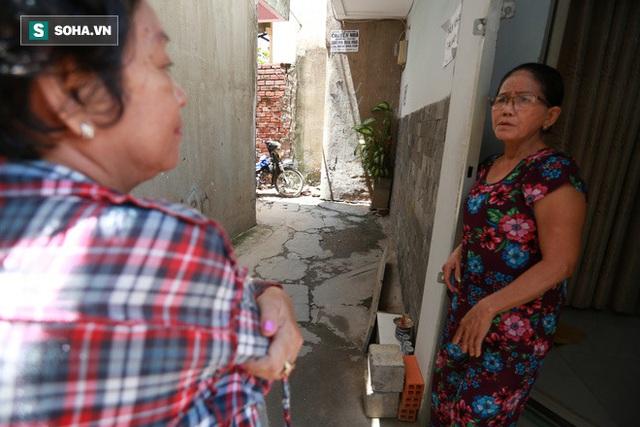 Sống ở rốn ngập Nguyễn Hữu Cảnh: Giữa TP.HCM mà tôi nghĩ mình như ở vùng lũ miền Trung vậy - Ảnh 7.