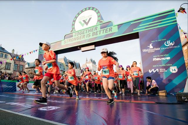 WOW Marathon Vinpearl Phú Quốc và trải nghiệm hoàn toàn khác biệt: Vừa rèn luyện sức khỏe, vừa thưởng thức trọn vẹn vẻ đẹp của đảo ngọc - Ảnh 4.