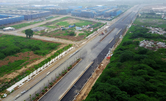 Trước khi lên quận vào năm 2025, bất động sản Thanh Trì có gì? - Ảnh 1.