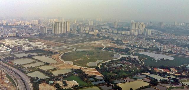 Trước khi lên quận vào năm 2025, bất động sản Thanh Trì có gì? - Ảnh 2.
