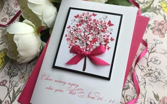 Nhộn nhịp chợ quà tặng online dịp 20/11 - Ảnh 4.
