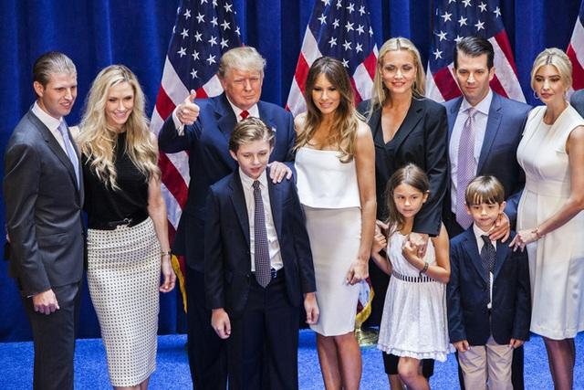 Khi các con lớn nhà ông Trump từng dính tin đồn bắt nạt em kế, quan hệ thật sự giữa Barron Trump với anh chị cùng cha khác mẹ ra sao? - Ảnh 7.