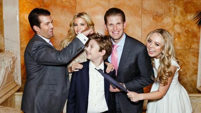 Khi các con lớn nhà ông Trump từng dính tin đồn bắt nạt em kế, quan hệ thật sự giữa Barron Trump với anh chị cùng cha khác mẹ ra sao? - Ảnh 8.
