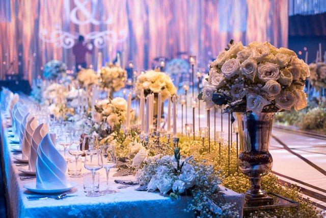 Toàn cảnh siêu đám cưới của Công Phượng - Viên Minh: Cái kết trọn vẹn cho mối tình cầu thủ nổi tiếng và tiểu thư gia thế khủng - Ảnh 5.