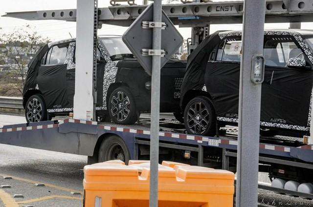 Lộ diện ảnh mẫu SUV siêu nhỏ của Hyundai  - Ảnh 1.