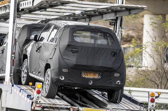 Lộ diện ảnh mẫu SUV siêu nhỏ của Hyundai  - Ảnh 2.