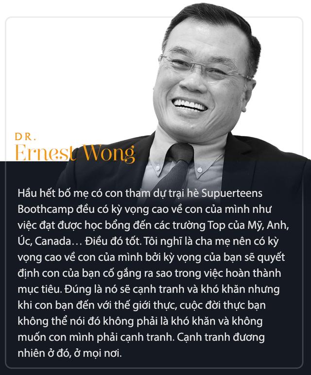 Dr Ernest Wong khởi nghiệp tại Việt Nam: Đại dịch Covid-19 làm thay đổi kế hoạch sống đến 105 tuổi của tôi - Ảnh 9.