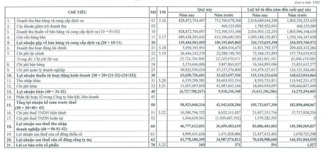 Fecon lãi 47 tỷ đồng trong quý 3, tăng trưởng 28,3% so với cùng kỳ 2019 - Ảnh 1.