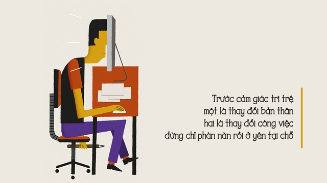 Vòng tuần hoàn ác tính của những kẻ đi làm thuê: Lúc nào cũng phàn nàn, thấy bế tắc nhưng bản thân lại không chịu làm 1 việc này  - Ảnh 1.