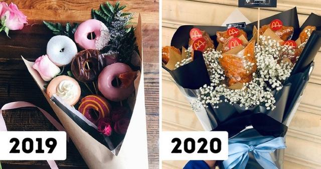 Bó hoa độc đáo làm từ cá hồi và rong biển trị giá 1,4 triệu đồng - Ảnh 5.