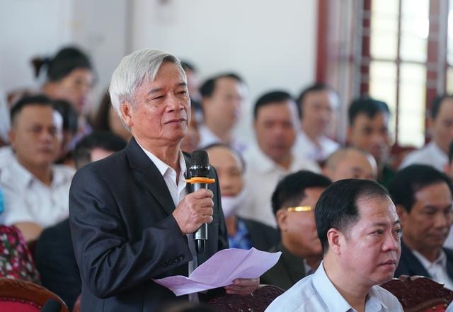 CHÙM ẢNH: Thủ tướng tiếp xúc cử tri TP. Hải Phòng - Ảnh 4.