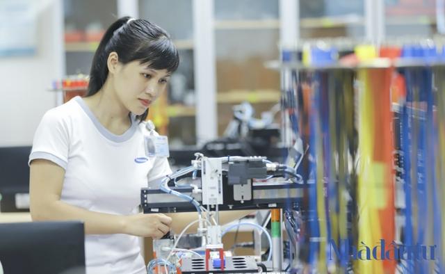 Liên kết FDI với doanh nghiệp nội: Cần bỏ tư duy chỉ doanh nghiệp Việt đi làm thuê - Ảnh 1.