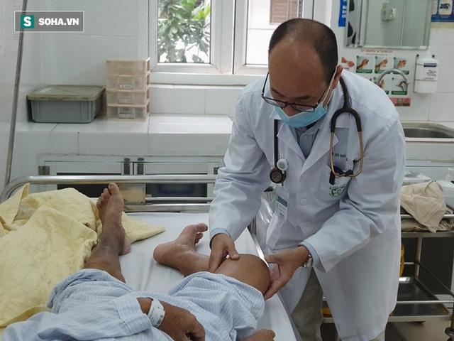 Liên tiếp các ca bệnh Whitmore: Chuyên gia Bệnh viện Bạch Mai cảnh báo gấp - Ảnh 1.