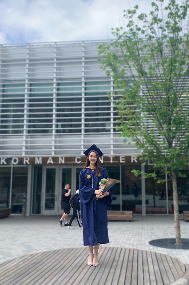 Profile khủng 2 thí sinh thuyết trình Anh - Pháp xuất sắc tại HHVN: Hết giành học bổng toàn phần RMIT đến tốt nghiệp Đại học ở Mỹ - Ảnh 6.