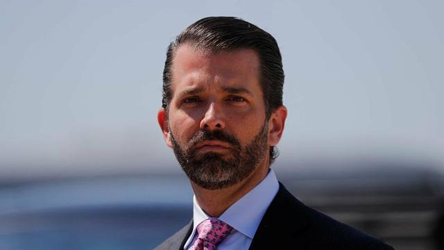 Con trai cả của Tổng thống Trump mắc Covid-19  - Ảnh 1.