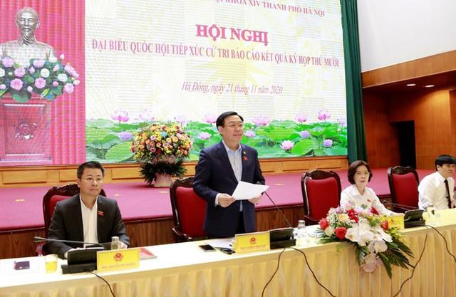Hà Nội bầu Chủ tịch HĐND và 5 Phó Chủ tịch UBND - Ảnh 1.