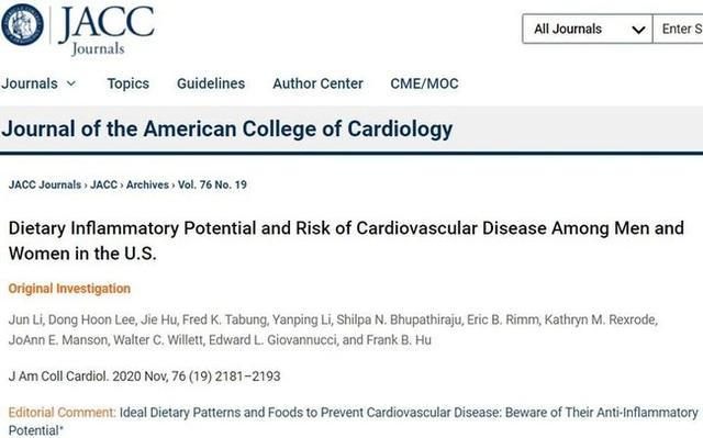 6 loại thực phẩm giúp kháng viêm, ăn mỗi miếng đều là bảo vệ sức khỏe tim mạch - Ảnh 1.