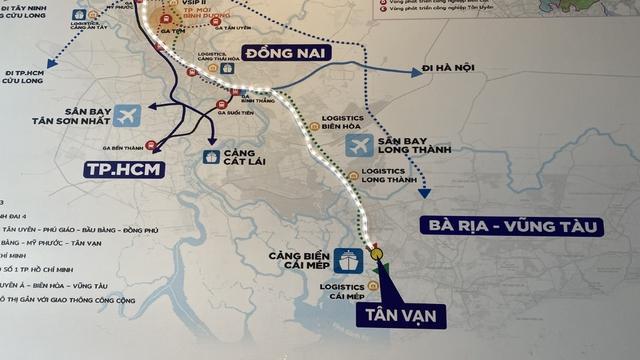 Đầu tư hạ tầng giao thông vùng Đông Nam bộ mang lại lợi ích quốc gia  - Ảnh 1.