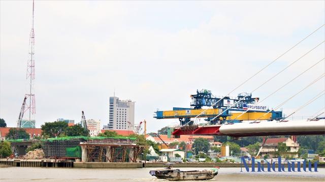 Những dự án giao thông trọng điểm tại TP.HCM chưa thể về đích trong năm 2020 - Ảnh 1.