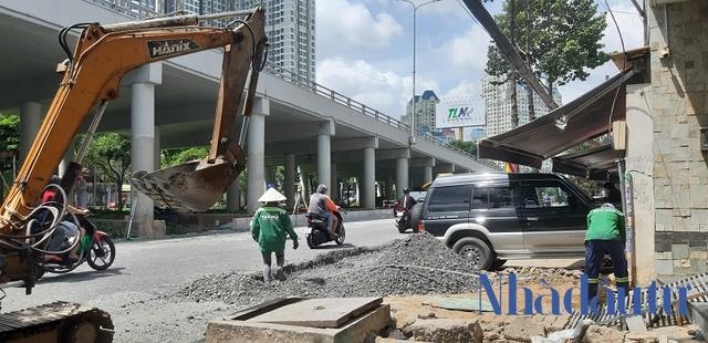 Những dự án giao thông trọng điểm tại TP.HCM chưa thể về đích trong năm 2020 - Ảnh 2.