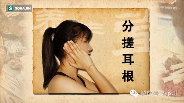 Bí mật Đông y: Ngũ tạng khỏe mạnh ít bệnh nhờ thói quen day bấm ngũ quan trên khuôn mặt - Ảnh 5.