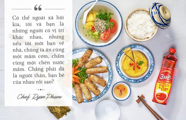 Nước chấm cá cơm 3 Miền – lựa chọn của Chef Ryan Phạm - Ảnh 4.