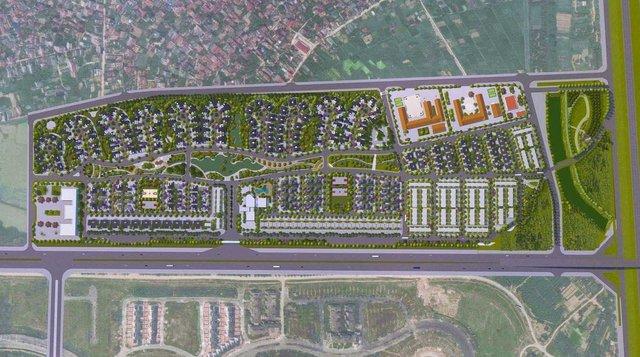 Sau hơn 10 năm bỏ hoang, Dự án Hado Dragon City bất ngờ đổi tên thành Hado Charm Villas rầm rộ nhận đặt chỗ - Ảnh 4.