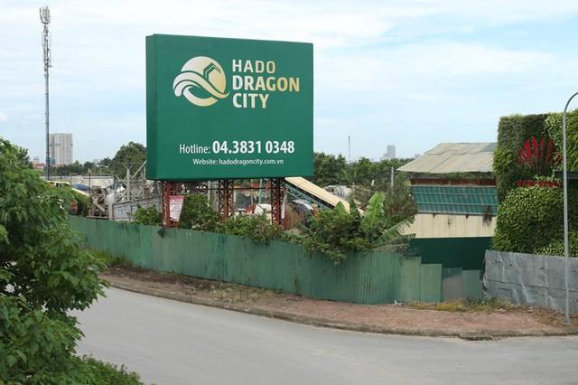 Sau hơn 10 năm bỏ hoang, Dự án Hado Dragon City bất ngờ đổi tên thành Hado Charm Villas rầm rộ nhận đặt chỗ - Ảnh 1.