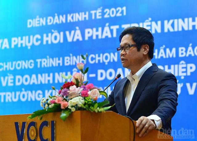 Diễn đàn kinh tế 2021: Điểm tựa phục hồi, phát triển kinh tế và doanh nghiệp - Ảnh 2.