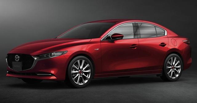 Mazda3 đời mới lần đầu nâng cấp: Đã đẹp nhất thế giới giờ còn nâng tầm hiệu suất lên vài phần - Ảnh 4.