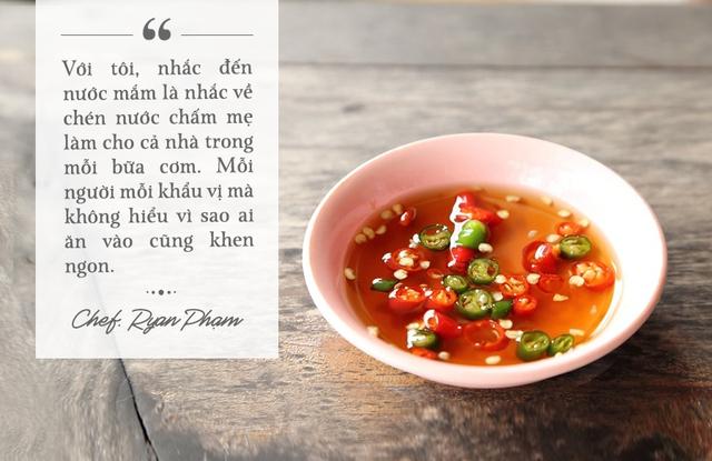 Nước chấm cá cơm 3 Miền – lựa chọn của Chef Ryan Phạm - Ảnh 3.