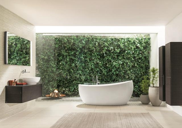 Vietceramics mang đến giải pháp phòng tắm hiện đại từ Villeroy & Boch (Đức) - Ảnh 4.