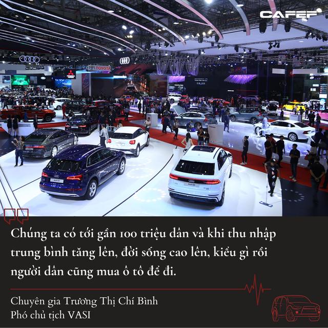 """Nghịch lý """"con gà - quả trứng"""" và thế khó của Thaco, VinFast trong ngành công nghiệp ô tô - Ảnh 6."""