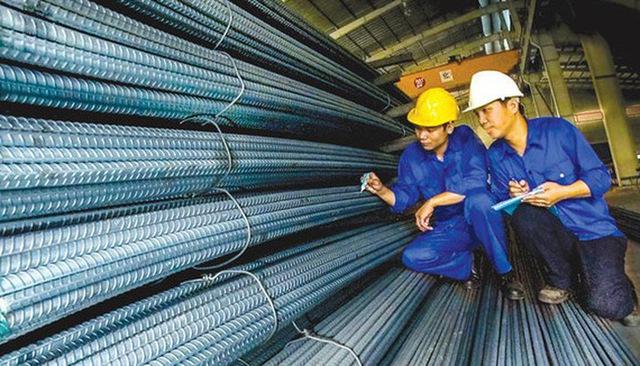 Báo động gian lận trốn thuế ở mặt hàng sắt thép nhập khẩu - Ảnh 1.