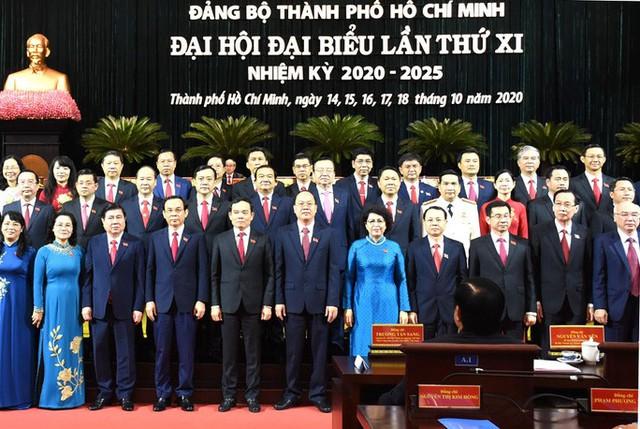 Phân công nhiệm vụ các thành viên Ban Thường vụ Thành ủy TP HCM  - Ảnh 1.