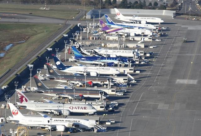 Các hãng hàng không thế giới thất thu 157 tỷ USD trong 2 năm do Covid-19 - Ảnh 1.
