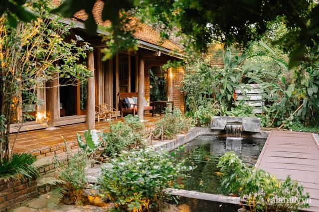 Cải tạo không gian rêu phong thành nhà vườn gói ghém những bình yên của người phụ nữ Hà Thành - Ảnh 1.