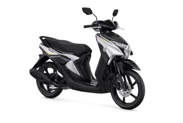 Yamaha Gear 125 hoàn toàn mới trình làng thị trường Indonesia - Ảnh 1.