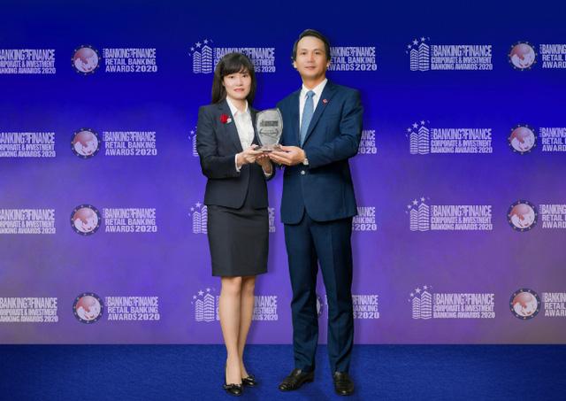 """BIDV tiếp tục là """"Ngân hàng SME tốt nhất Việt Nam"""" do The Asian Banking & Finance bình chọn - Ảnh 2."""
