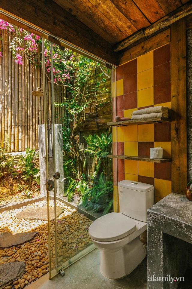 Cải tạo không gian rêu phong thành nhà vườn gói ghém những bình yên của người phụ nữ Hà Thành - Ảnh 11.