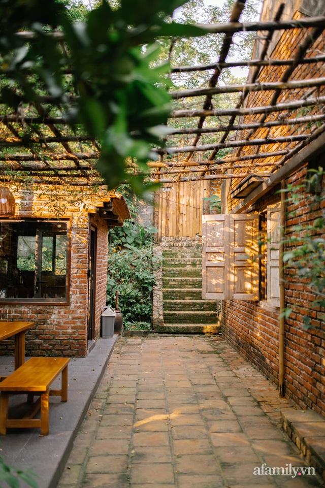 Cải tạo không gian rêu phong thành nhà vườn gói ghém những bình yên của người phụ nữ Hà Thành - Ảnh 19.
