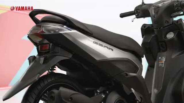 Yamaha Gear 125 hoàn toàn mới trình làng thị trường Indonesia - Ảnh 3.
