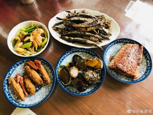Mâm cơm có món rau, món thịt, món cá này chắc chắn sẽ thu hút ung thư dạ dày, dù đang khỏe mạnh bạn cũng cần phải ghi nhớ để tránh - Ảnh 5.