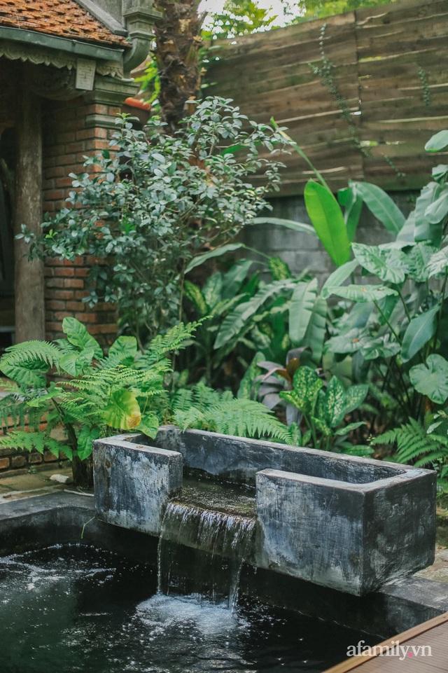 Cải tạo không gian rêu phong thành nhà vườn gói ghém những bình yên của người phụ nữ Hà Thành - Ảnh 6.