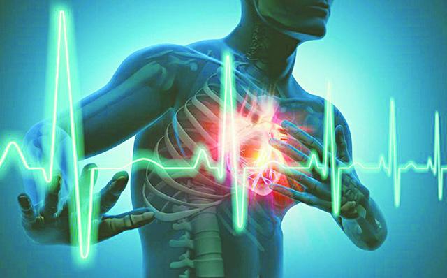Một tháng trước cơn đau tim, cơ thể sẽ cảnh báo sớm 8 dấu hiệu dễ nhầm lẫn bạn không được bỏ qua - Ảnh 8.