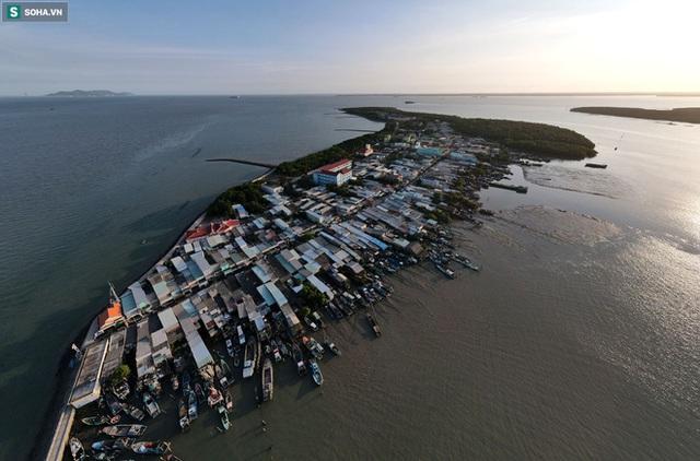 Nằm giữa biển Cần Giờ có một hòn đảo đẹp ngỡ ngàng, hoang sơ, rất ít người biết ở TP.HCM - Ảnh 13.