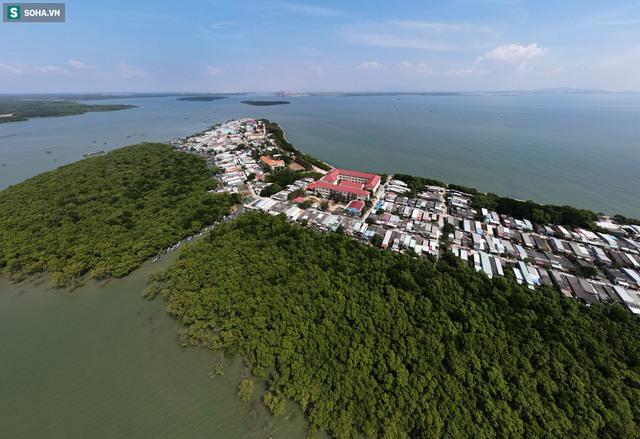 Nằm giữa biển Cần Giờ có một hòn đảo đẹp ngỡ ngàng, hoang sơ, rất ít người biết ở TP.HCM - Ảnh 19.