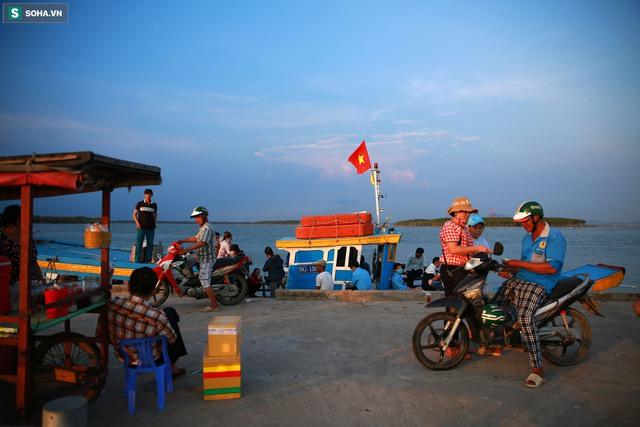 Nằm giữa biển Cần Giờ có một hòn đảo đẹp ngỡ ngàng, hoang sơ, rất ít người biết ở TP.HCM - Ảnh 20.