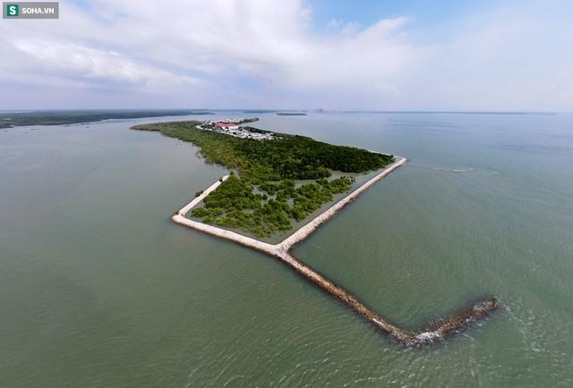 Nằm giữa biển Cần Giờ có một hòn đảo đẹp ngỡ ngàng, hoang sơ, rất ít người biết ở TP.HCM - Ảnh 24.