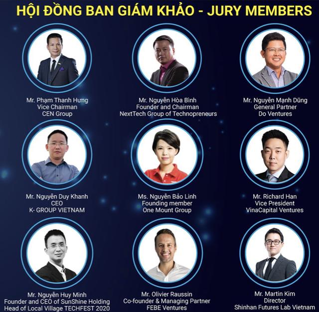 Lộ diện 10 startup vào vòng Chung kết Techfest 2020 - Ảnh 2.